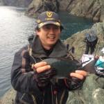 江尻さんの1回戦の釣果