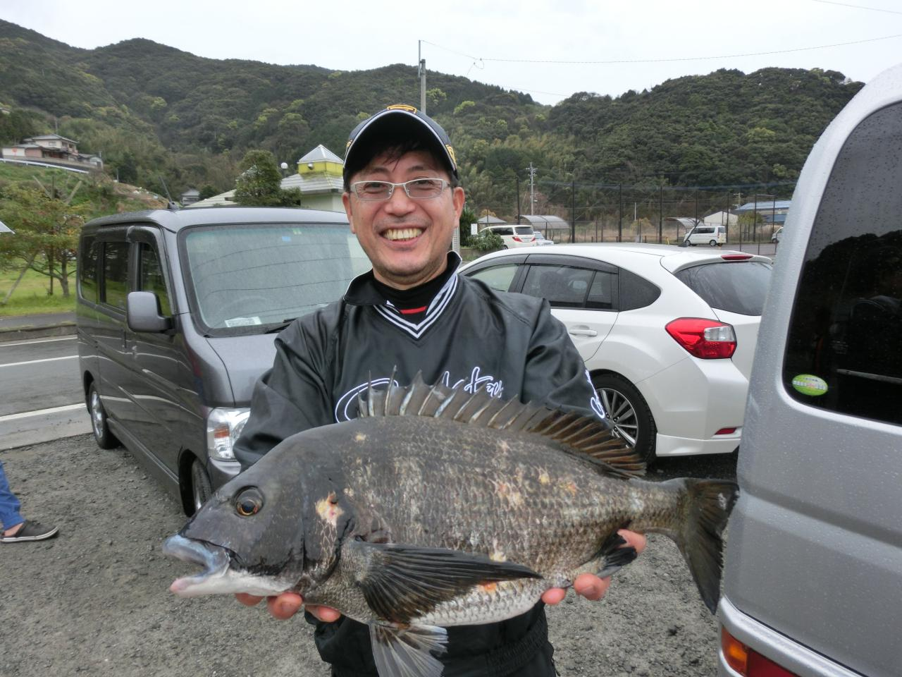 釣研FG 長崎県南支部チヌ釣り大会