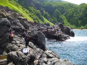 20160605-釣り場風景