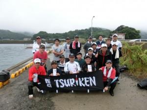 クロ釣り大会参加会員