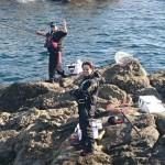 オオクラチョボ釣風景
