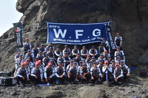 WFGグレ大会トーナメント戦集合写真