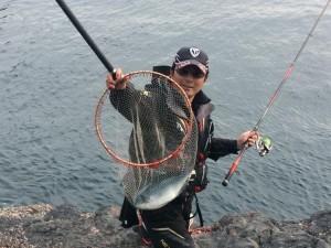 大津さん魚