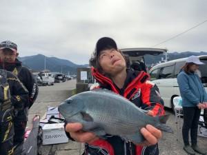 優勝 窪田さん